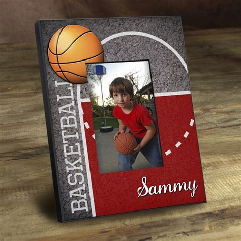 themed picture frames basketball photo frame custom picture frames