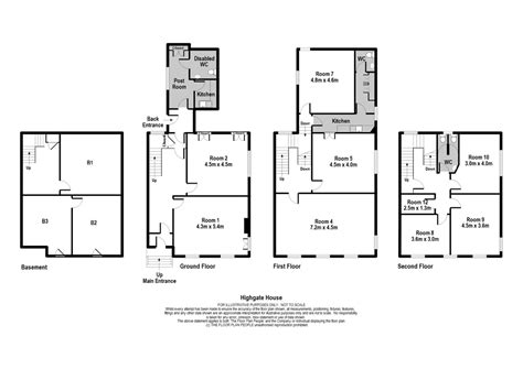 rental property floor plans stramongate house floor plans offices to rent in kendal