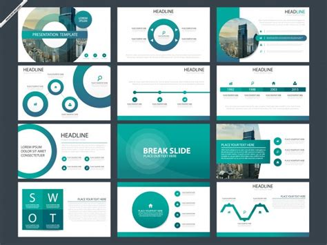Presentacion Fotos Y Vectores Gratis Powerpoint Template Size Illustrator