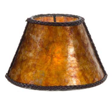 mica chandelier shade mini empire 00760m b p l