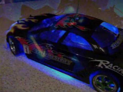 Rsc Auto Tuning by Rc Car P 190 Chassis Tuning Unterbodenlicht
