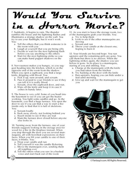 film quiz questions and answers 2011 would you survive a horror movie fun quiz page 2 woo