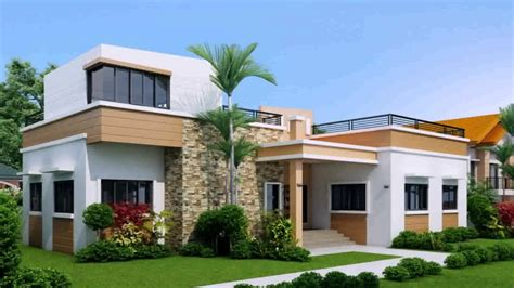 house design with rooftop philippines house design with roof deck in philippines youtube