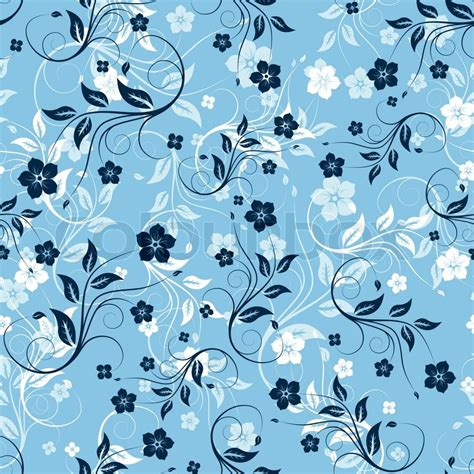 design pattern usage floral seamless background for yours design usage for easy