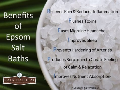 Soaking In Bathtub Benefits by Ultra Epsom Salt Magnesium Sulfate Medium Grain 5 Lb