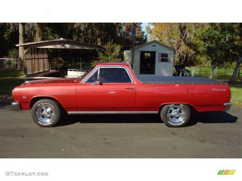 1965 el camino 1965 chevrolet el camino standard el camino model