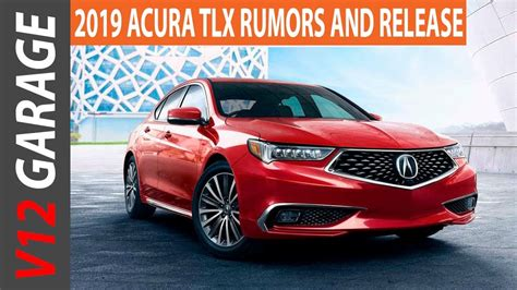2019 acura tlx rumors 2019 acura tlx type s rumors and specs
