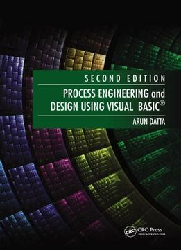 basics design layout second edition process engineering and design using visual basic second