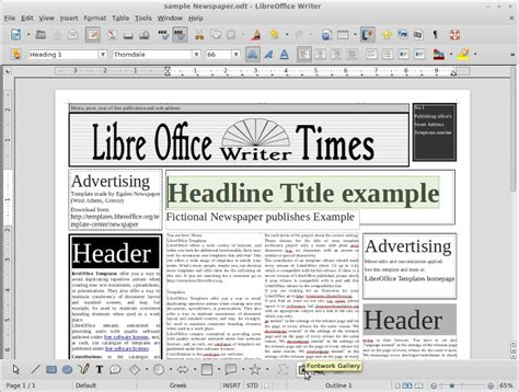 libre office templates libreoffice writer linux mint community