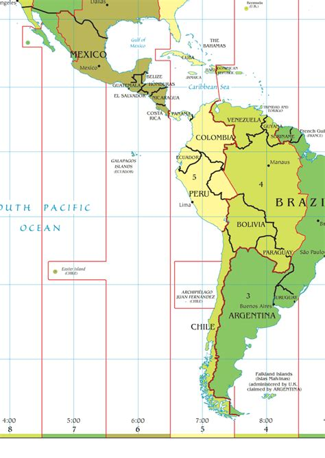 us map central time zone central america quotes like success