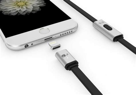 Cas Magnet Charger Magnetic Micro Usb Charging Cable Smartphon 1 magcable android micro usb and iphone lightning magnetic usb charging cable