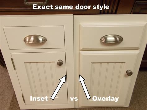 Kitchen Cabinets Inset Doors by Inset Kitchen Cabinets Beaded Inset Vs Plain Inset