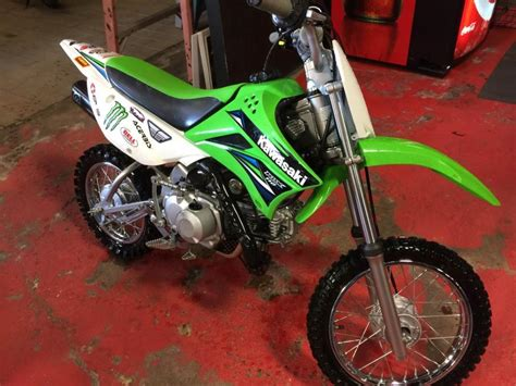 kawasaki klx 110 l motorcycles for sale in tennessee
