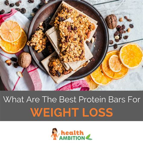 top protein bars for weight loss what are the best protein bars for weight loss