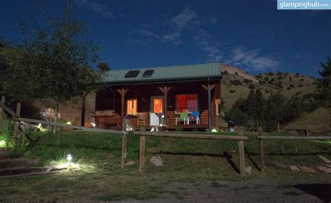 Cabins Around Yellowstone National Park by Luxury Cabin In Yellowstone Park In Montana