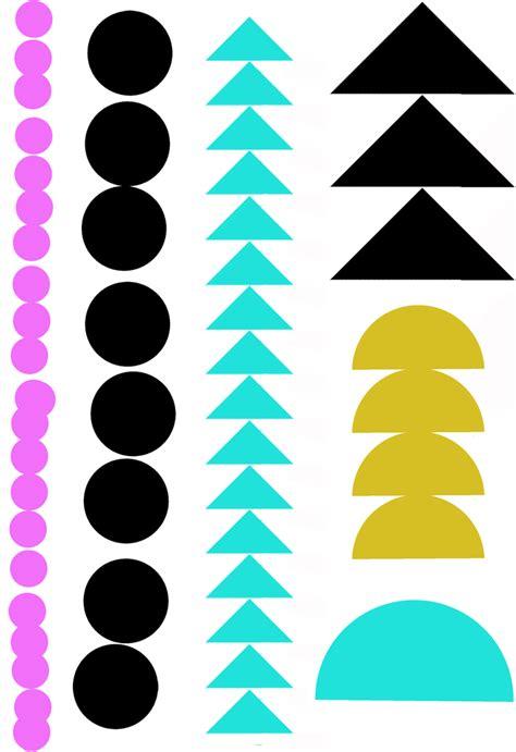 geometric pattern borders geometric borders aha