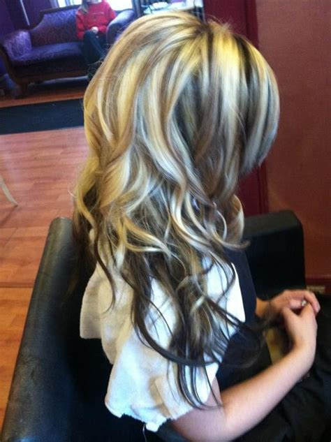 Cute Highlights Color | pretty hair colors long hairstyles how to