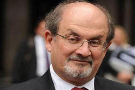 Ayat Ayat Setan Salman Rushdie soal hebdo ini komentar salman rushdie