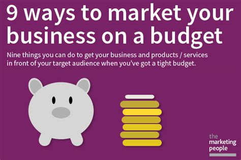 9 Ways To Be Pretty On The Cheap by 9 Ways To Market Your Business On A Budget