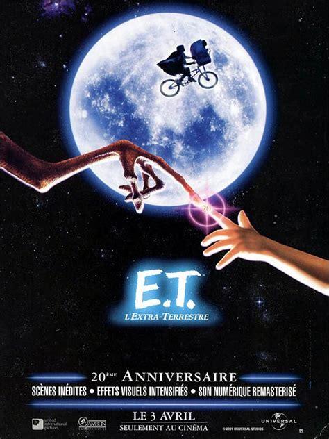 film robot et extraterrestre e t l extra terrestre film 1982 allocin 233