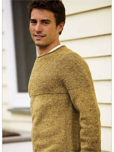 mens knitting patterns free s sweater knitting pattern a knitting