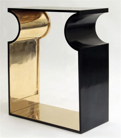 black modern console table black modern console tables