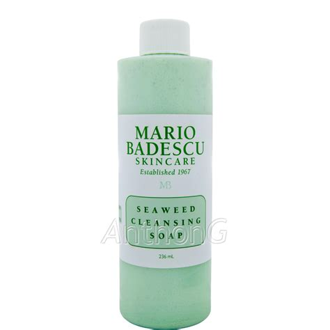 Seaweed Detox Soap by Mario Badescu Seaweed Cleansing Soap Sale