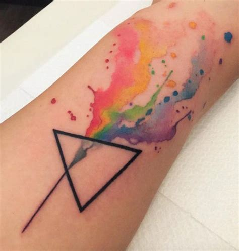 100 most beautiful watercolor tattoo ideas watercolour