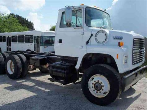 ford l8000 1994 heavy duty trucks