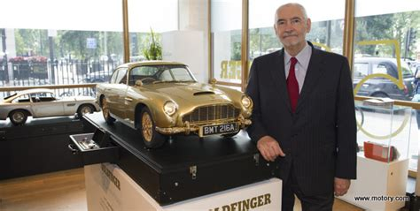 How Much Does A Aston Martin Cost by How Much Does A Gold Plated Aston Martin Db5 1 3 Model