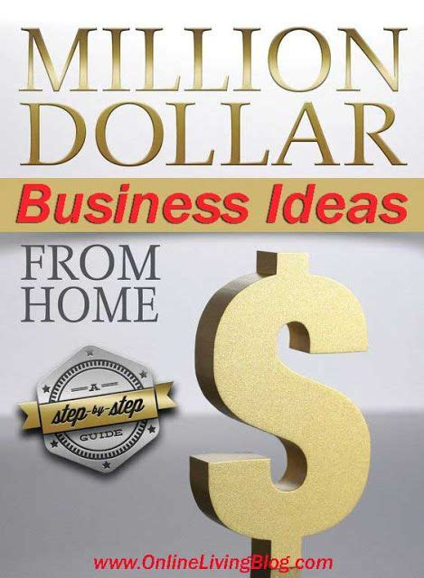 Home Business Ideas That Made Millions 25 Best Ideas About Become A Millionaire On