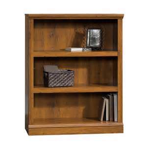 Three Shelf Bookcase Sauder 3 Shelf Bookcase 411815 Free Shipping