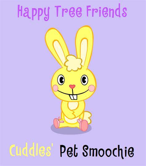 happy tree friends cuddles pet smoochie by bunny kirby