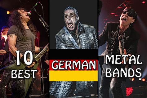best metal bands 10 best german metal bands