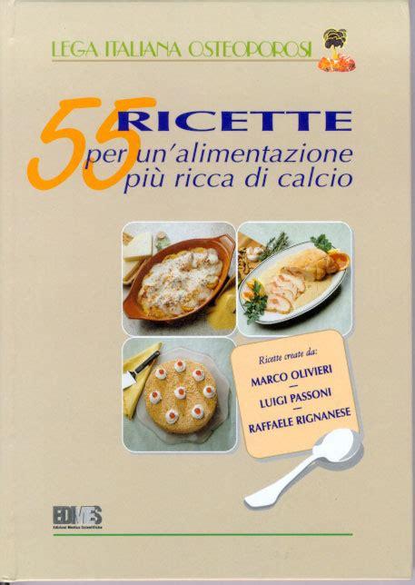 alimentazione ricca di calcio marco olivieri pubblicazioni