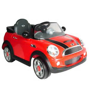 Childrens Electric Mini Cooper Mini Cooper S Electric Car Ultrarob Cycling And