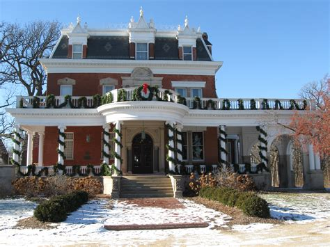 Ellwood House Museum Presents Holiday Traditions Dekalb Elwood House