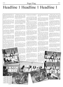 high school newspapers easer with free templates