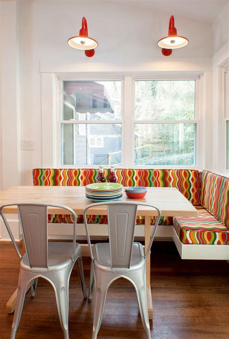corner banquette seating  sale  contemporary dining