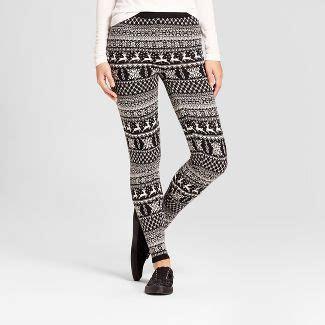 mossimo patterned leggings women s pants target