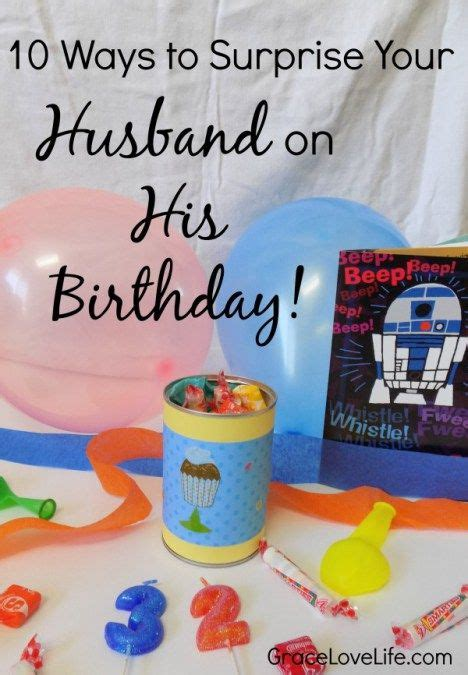 Ys To Surprise Husband On His  Ee  Birthday Ee
