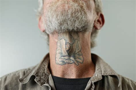 tattoo on neck military military personnel find a permanent way to remember the