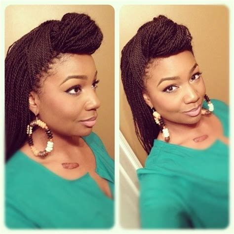 do senegalese twists help your hair grow i want sengalese twist while i grow my hair out