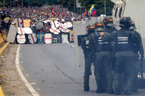imagenes de protestas en venezuela hoy lista de fallecidos en las protestas de 2017 en venezuela