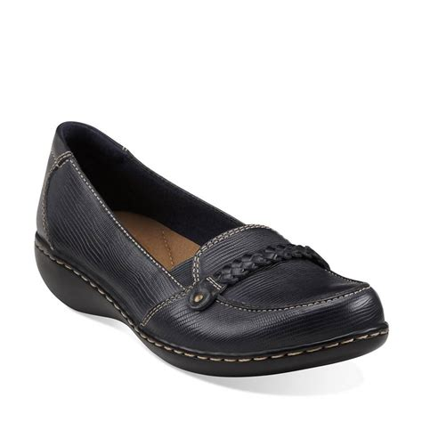 clark loafers clarks womens ashland step loafers