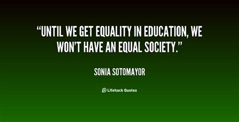 educational equity quotes quotesgram