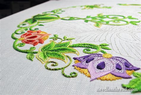 secret garden coloring book nl secret garden a bit of color needlenthread