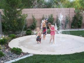 Splash Pad For Backyard » Home Design