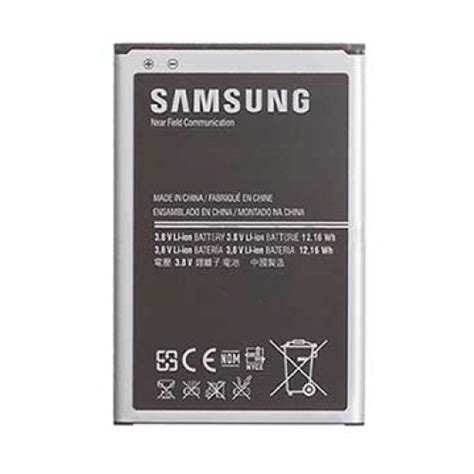 Batery Samsung Note 3 Original samsung galaxy note 3 battery replacement original