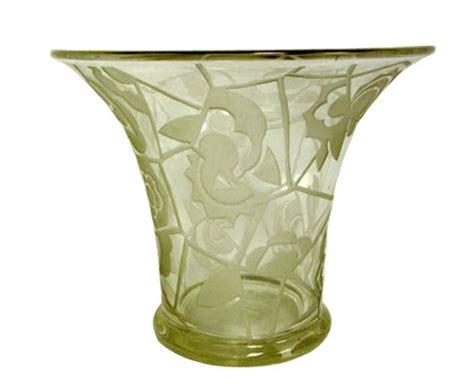 Deco Glass Vases by Deco Glass Vase Modernism